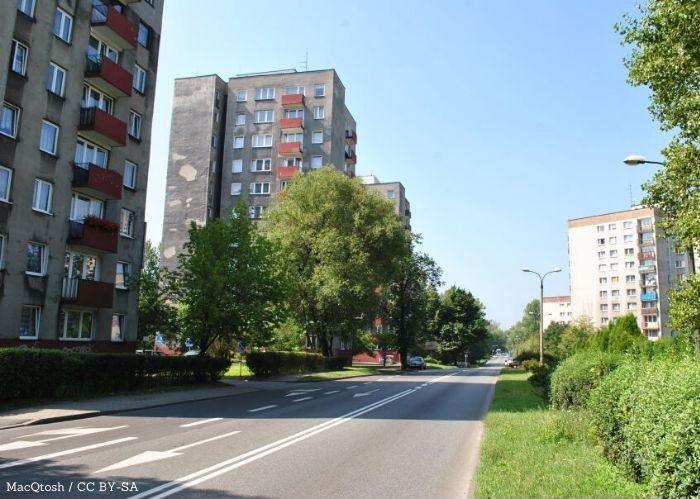 MO Katowice: Gliwicka i Załęże