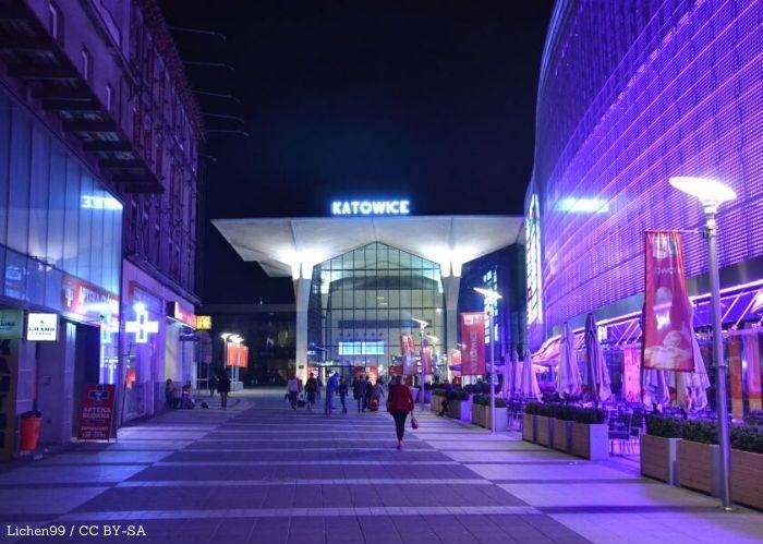 MO Katowice: Zapisz się. Z kulturą.