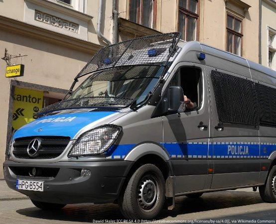 Policja Katowice: Informacja dla dziennikarzy