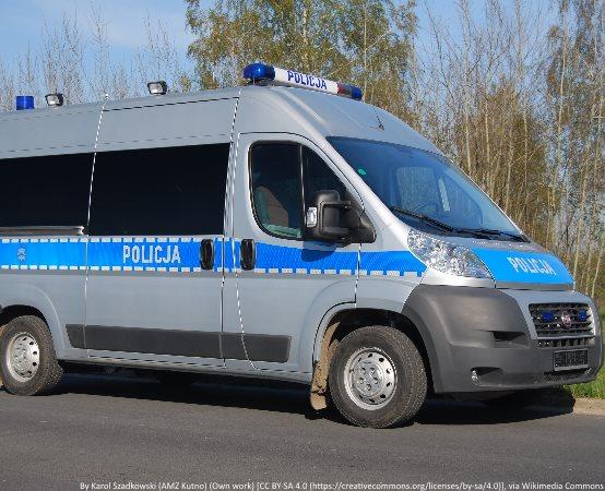 Policja Katowice: Podejrzewany o rozbój z nożem – czy rozpoznajesz?